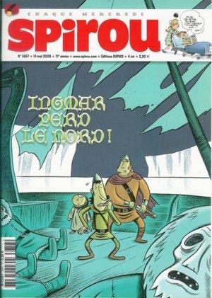 Le journal de Spirou # 3657