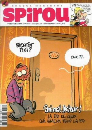 Le journal de Spirou # 3659