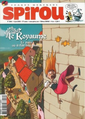 Album Spirou (recueil) # 3660