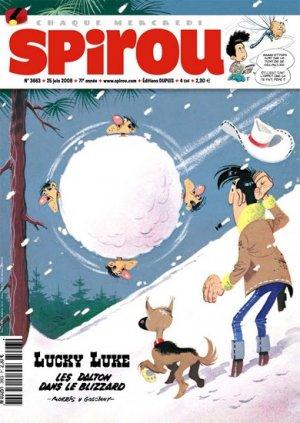 Album Spirou (recueil) # 3663