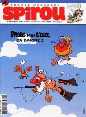 Album Spirou (recueil) # 3667