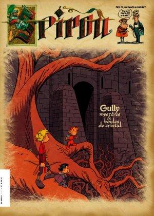 Album Spirou (recueil) # 3669