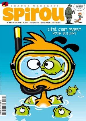 Le journal de Spirou # 3670