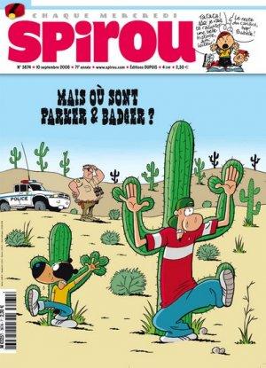Le journal de Spirou # 3674