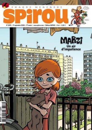 Album Spirou (recueil) # 3675