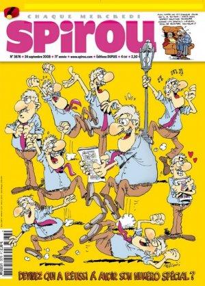 Album Spirou (recueil) # 3676