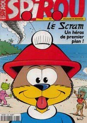 Album Spirou (recueil) # 3289