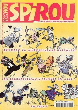 Le journal de Spirou # 3293