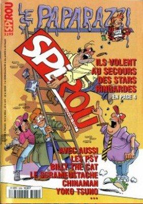 Album Spirou (recueil) # 3295
