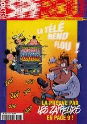 Album Spirou (recueil) # 3296