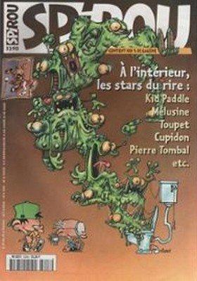 Album Spirou (recueil) # 3298