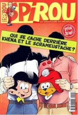 Le journal de Spirou # 3304