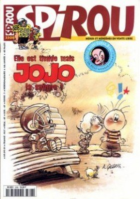 Le journal de Spirou # 3308
