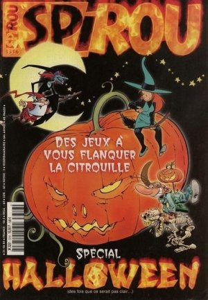 Album Spirou (recueil) # 3316