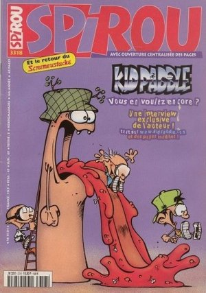 Le journal de Spirou # 3318