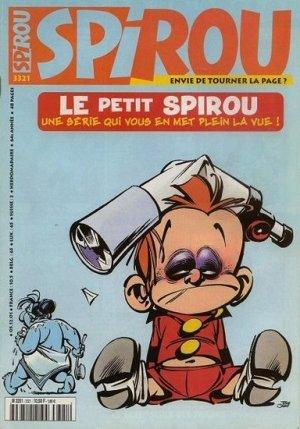 Le journal de Spirou # 3321