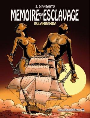 Mémoire de l'esclavage édition simple