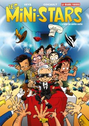 Les mini-stars T.1