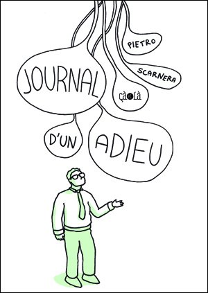 Journal d'un adieu édition simple