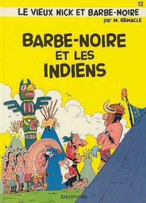 Le vieux Nick et Barbe-Noire édition Simple 1982