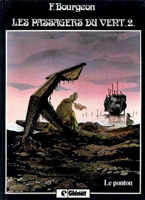 Les passagers du vent édition Simple 1982