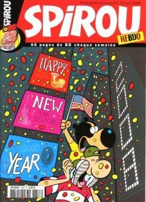 Le journal de Spirou # 3637