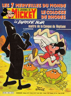 Le journal de Mickey 1638