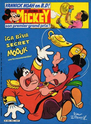 Le journal de Mickey 1663