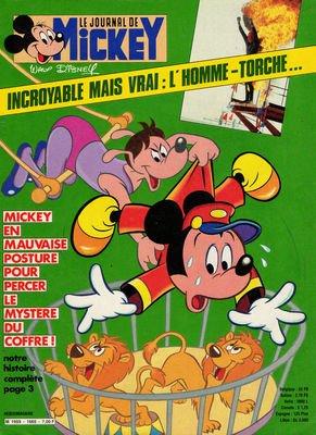 Le journal de Mickey 1665