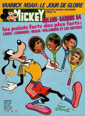 Le journal de Mickey 1666