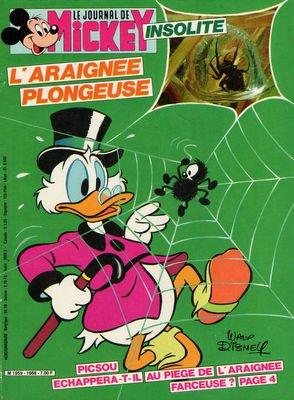 Le journal de Mickey 1668