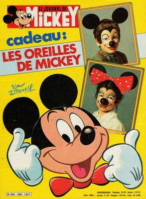 Le journal de Mickey 1669