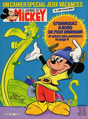 Le journal de Mickey 1671