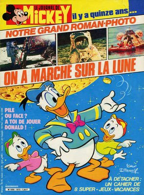 Le journal de Mickey 1672