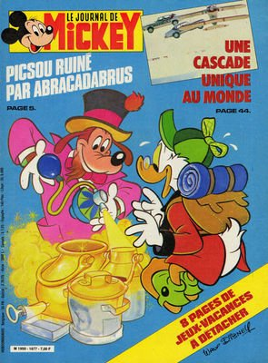 Le journal de Mickey 1677