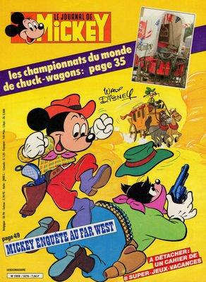 Le journal de Mickey 1678