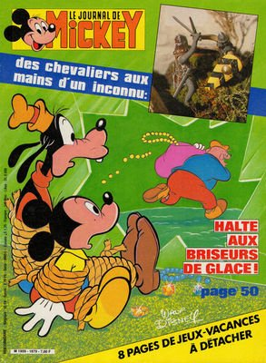 Le journal de Mickey 1679