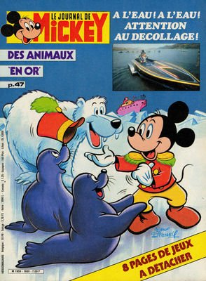 Le journal de Mickey 1680