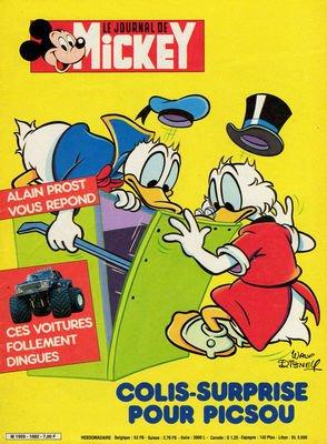 Le journal de Mickey 1682