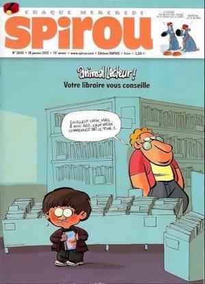 Le journal de Spirou # 3849