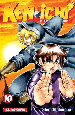 Kenichi - Le Disciple Ultime # 10