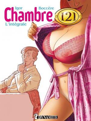 Chambre 121 édition Intégrale