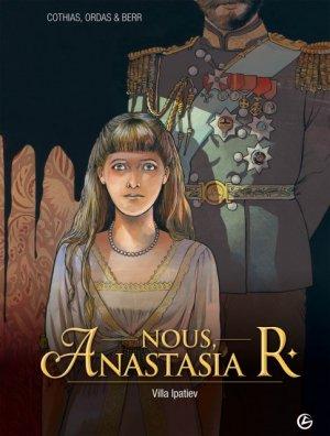 Nous, Anastasia R édition simple