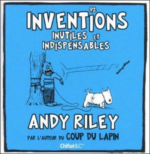 92 inventions inutiles et indispensables édition Simple