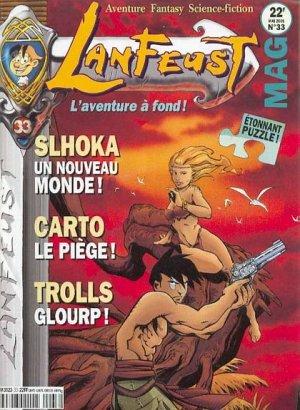 Lanfeust Mag # 33