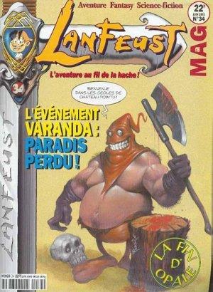 Lanfeust Mag # 34