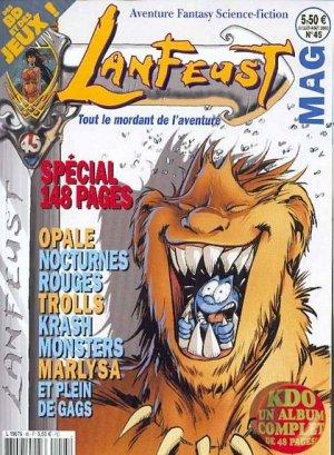 Lanfeust Mag # 45