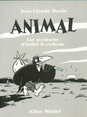Les aventures d'André le corbeau # 1 intégrale
