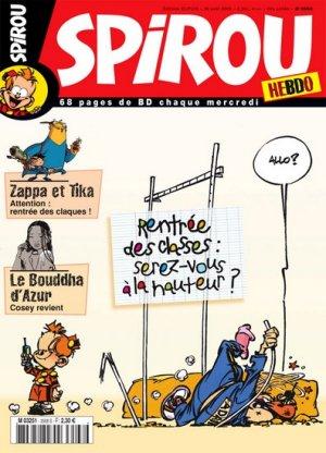 Le journal de Spirou # 3568