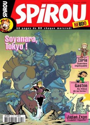 Le journal de Spirou # 3570